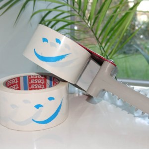 Smiley-Paketband